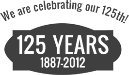 We are celebrating our 125th!